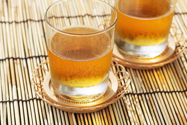 ミネラル麦茶-熱中症