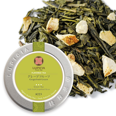 グレープフルーツ (緑茶)2016