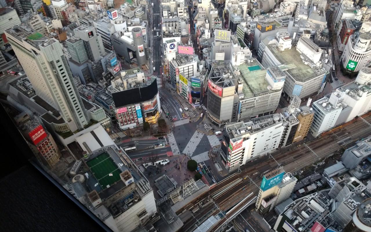 2020 渋谷SKY 初日の出_200102_0013