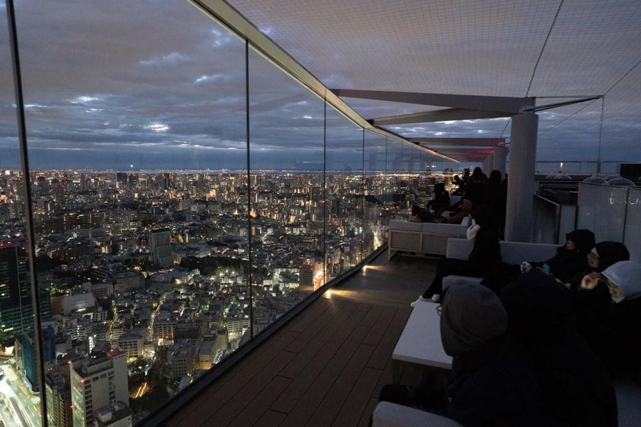 2020 渋谷SKY 初日の出_200102_0005